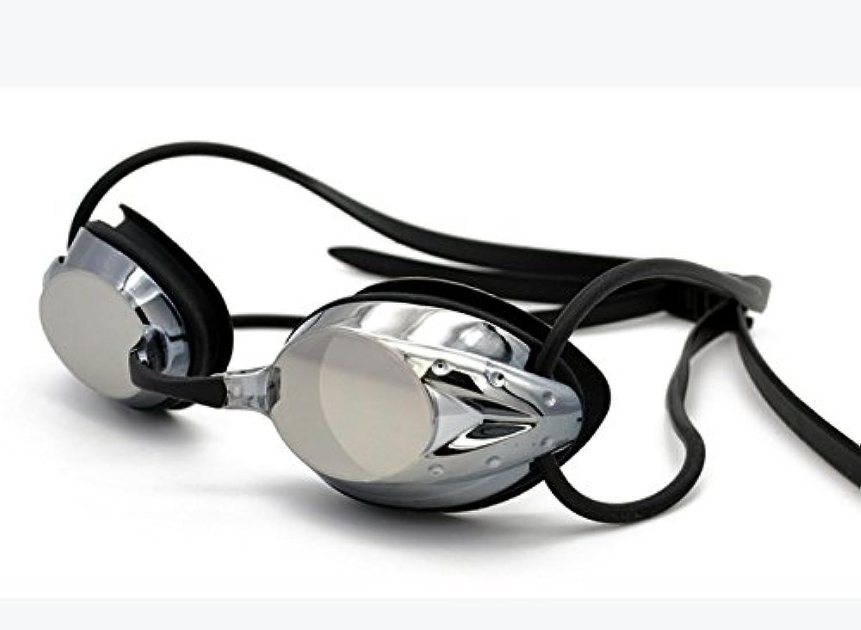 Black, Other   2016 Electroplating UV Waterproof Antifog Swimwear Eyewear Swim Diving Water Glasses Gafas Adjustable Swimming Goggles Women Men