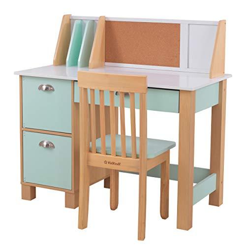 KidKraft Study Desk with Chair - Mint