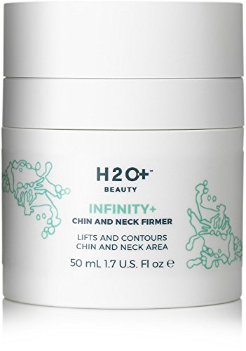 H2O+ Infinity+ Anti-Aging Chin and Neck Firmer Cream, Reduce Fine Lines and Wrinkles, 1.7 Ounce