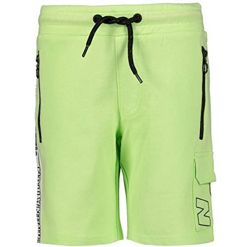 Vingino korte broek voor jongens REZZ Citrus Lime
