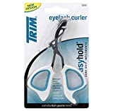 Trim Eyelash Curler with Easyhold Non-Slip Grip, Silicone Pressure Pad for Non-Pinching Curled Lashes, 1.9833 Ounce