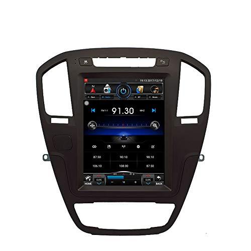 Coche Android8.1 para Pantalla Vertical del Reproductor de navegación GPS Opel Insignia - para Lacrosse 2009-2013,2gb32gb4g