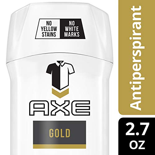 AXE Antiperspirant Deodorant Stick for Men, Signature Gold, 2.7 oz