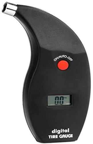 PrimeTrendz TM Talking Tire Digital Pressure Gauge - Protect Your Tires and Monitor Tire Pressure. For Your Car, Bicycle, or Motorcycle By USA CASH AND CARRY …