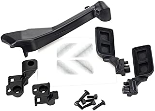 Traxxas TRX-4 Land Rover Defender Side Mirrors & Snorkel Set