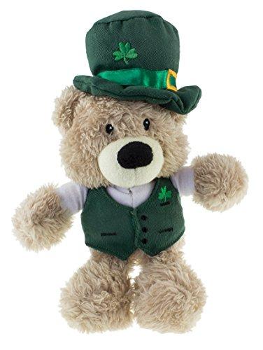 Irischer Paddy Bear Irish Teddy Bear Bär Stofftiere Stofftier Plüschtier Weiche Spielzeug