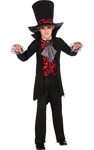Rubies Officielle Seigneur Vampire Costume garçons Grande