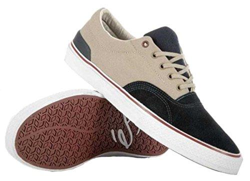 ES Footwear Skateboard Schuhe Manderson Navy/Grey, Schuhgrösse:44