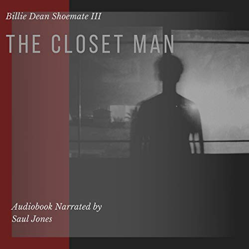 The Closet Man audiobook cover art