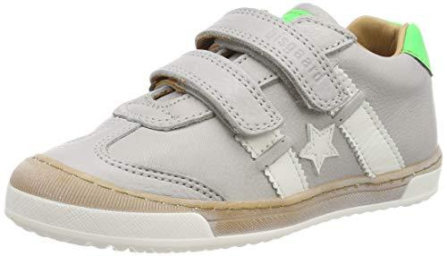 Bisgaard Jungen Unisex Kinder 40343.119 Sneaker, Grau (Grey 400), 28 EU