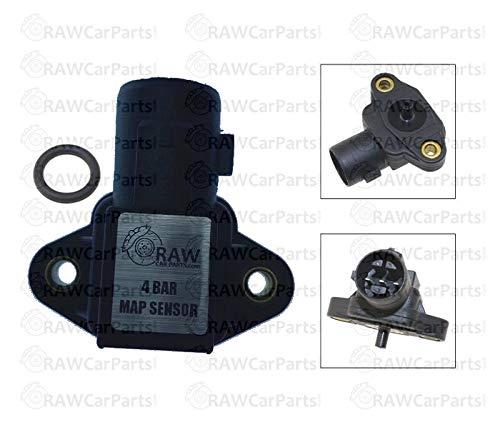 Sensor MAP de 4 bar para turbo/súper cargado Honda S2000 F20C F22C AP1 AP2 AP3