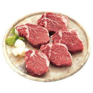 仙台牛 A5等級 ヒレ ステーキ用120g×5枚 亀山精肉店 口あたりがよくやわらかで、まろやかな風味と肉汁がたっぷりの黒毛和牛肉 赤身と脂肪のバランスがよい上質な味わい