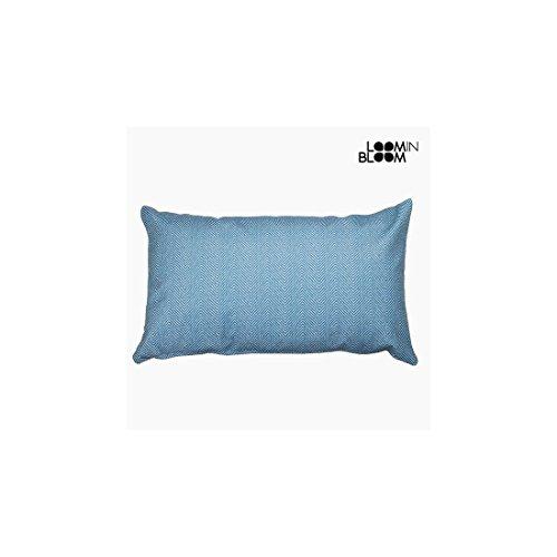 Kussen Blauw (30 x 50 cm) - Little Gala Collectie by Loom In Bloom