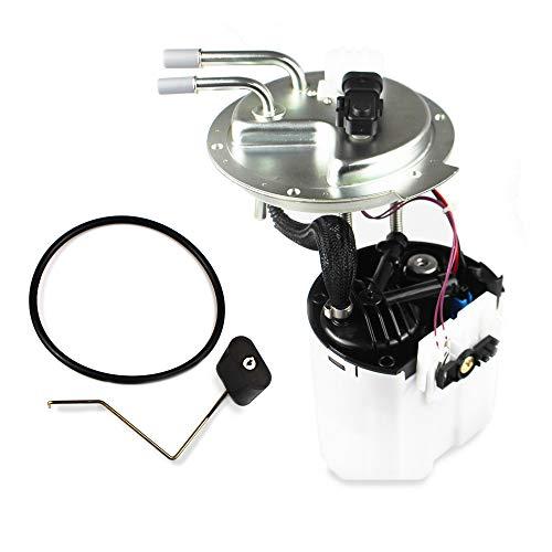 MYSMOT E3706M Fuel Pump Assembly Compatible with 2005-2007 Chevrolet Avalanche Suburban 1500 GMC Yukon XL 1500 V8 5.3L Flex