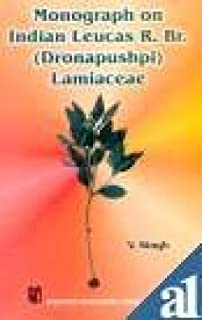 Monograph on Indian Leucas R.BR. (Dronapushpi) Lamiaceae