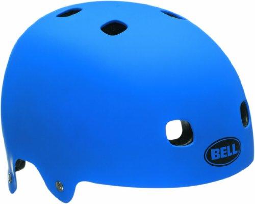 BELL Fahrradhelm Segment, Matte Blue, 51-55 cm