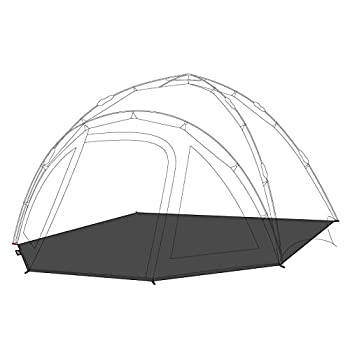 Qeedo Quick Oak 3 bache de tente, étanche - protection contre l?humidité + les détériorations