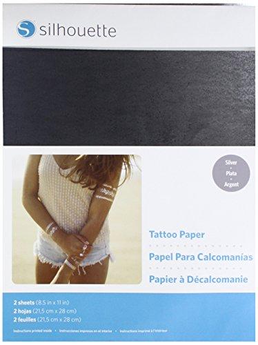 Multicolore 20.32/x 15.24/x 2.54/cm Silhouette dAm/érique Cameo 3/Housse Anti-poussi/ère