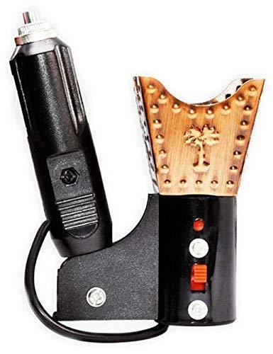 PRIME Quemador de incienso eléctrico de resina Bakhoor para coche, diseño de...