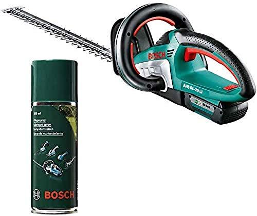 Bosch Akku Heckenschere AdvancedHedgeCut 36 mit Pflegespray (Akku, 36 Volt System, Karton)