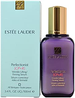 Estee Lauder | Perfectionist [CP+R] | Wrinkle Lifting/Firming Serum | Hydrates | Rejuvenates | Dermatologist and Ophthalmologist Tested | 3.4 oz