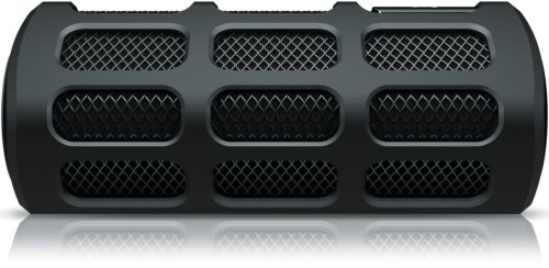 Philips SB7200/12 - Altavoz portátil inalámbrico con Bluetooth (A2DP,AVRCP, HFP,HSP), 2 x 4 W, 50/60 Hz, Color Negro