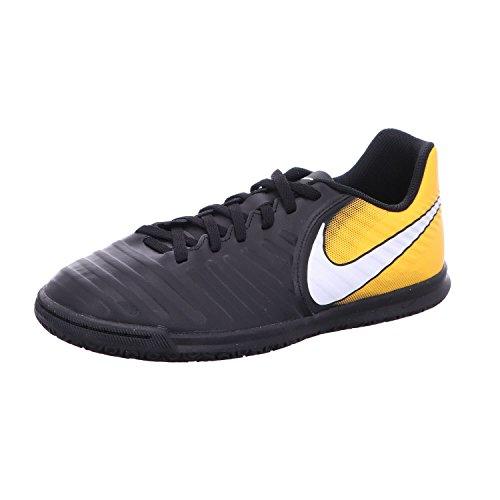 Nike Tiempo x Rio IV IC Größe 36 Schwarz (schwarz)