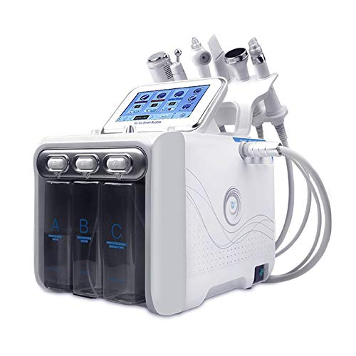 ZYQDRZ Professional Skin Rejuvenation Machine, 7-In-1 Multifunctional Oxyhydrogen Small Bubble Beauty Instrument, Used in Homes And Beauty Salons