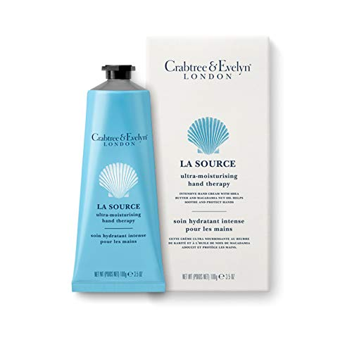 CRABTREE & EVELYN La Source-Handtherapiecreme/Nagelcreme, 100 g