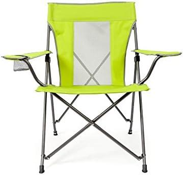 MacSports C109S-106 Lusaka Camp Chair, Green