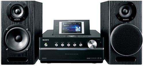 SONY NETJUKE HDD/CD/MD対応 ハードディスクコンポ HDD160GB NAS-M700HD