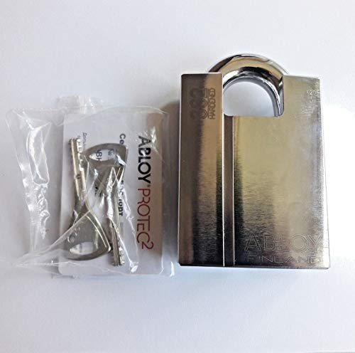 Abloy Protec2 PL 362 Shrouded Hardened Steel Padlock