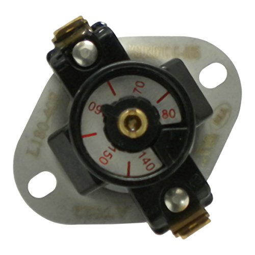 Protactor Adjustable Furnace Fan Control 140-180 Degree