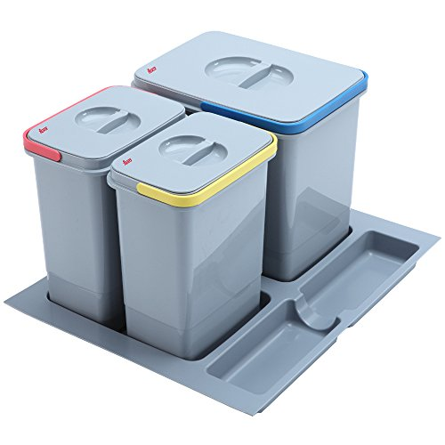 Teka Zubehör für Spülbecken - Eco Recyclingsystem Easy 60