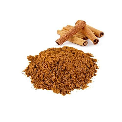 Cannella di Ceylon in polvere 500 g - Primissima Qualità - cannella macinata - Italia Spezie