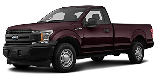 2018 Ford F-150 XL, 2-Wheel Drive Regular Cab 6.5' Box, Magma Red Metallic
