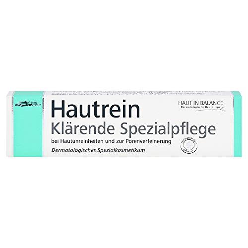 Haut in Balance Hautrein klärende Spezialpflege, 20 ml