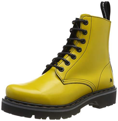 art Unisex-Erwachsene 1176 City Marina Klassische Stiefel, Gelb (Yellow Yellow), 43 EU