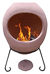 Gardeco Ellipse Extra Large Chiminea