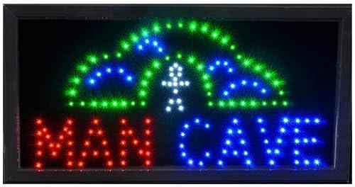 Entrega directa y rápida de fábrica Rhode Rhode Rhode Island Novelty Man Cave Neon Sign by Rhode Island Novelty  hasta un 60% de descuento