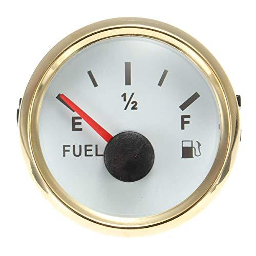 9 ~ 32 V 52 mm Kraftstoff-Standmessgerät Sensor Sender für Motorrad Auto LKW (Farbe: 03#) für Motorrad (Farbe: 03#)