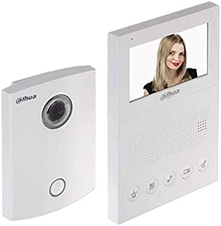 DAHUA Video Access Control-VTK-VTO5000C/VTH1200DS Video Door Phone Intercom Kit