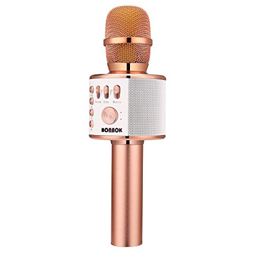Best bluetooth karaoke microphone for kids for 2020