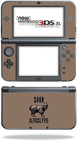 MightySkins Skin Compatible with Nintendo A 2015 Genuine Free Shipping service 3DS XL –