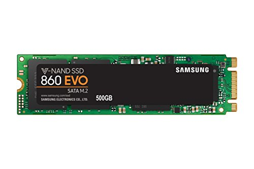 SAMSUNG EVO M.2 - Disco Estado Solido SSD (500 GB, 550...