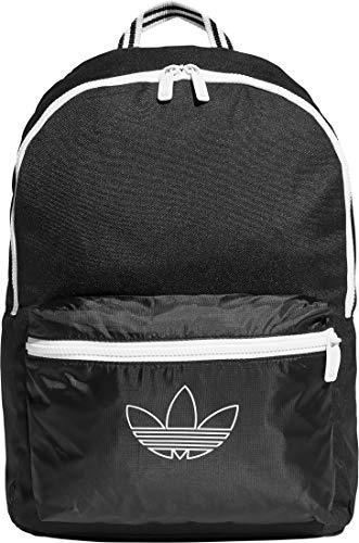 Adidas SPRT rugzak, uniseks, volwassenen, zwart, eenheidsmaat (maat: NS)
