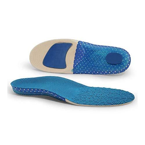 XIEZI Plantillas De Aumento De Altura Inserciones Ortopédicas 4 Pares De Plantillas De Cojín Para Correr Transpirables Elásticas Para Pies Hombre Mujer Plantillas Para Zapatos Suela Almohadi