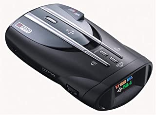 Cobra XRS 9600 11-Band Radar//Laser Detector with IntelliShield False Signal Rejection