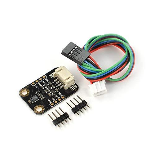 Gravity: CCS811 Sensor de calidad del aire para Arduino | Bajo consumo, calentamiento rápido | Adecuado para proyectos de medición de aire