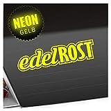 oxidado Alt Rata Oldschool–Cascabel Caja 20x 5cm en 15colores–Neon + Cromo. Adhesivos